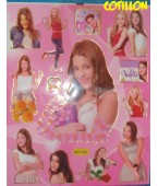 Sticker mediano Violetta