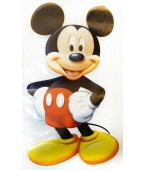 Sticker gigante Mickey