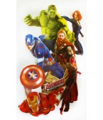 Sticker gigante Marvel