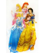 Sticker gigante Princesas Disney