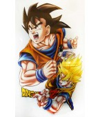 Sticker gigante Dragon Ball Z
