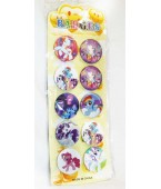 Pins x 10 My Little Pony