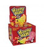 Chicle Happy Bol 300 gr (100 unid)
